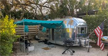 1953 Airstream Flying Cloud 21'