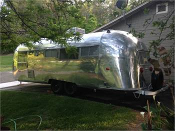 Very Nice 1958 27 ft Airstream Overlander