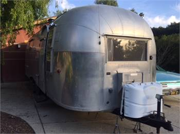 1960 Airstream Overlander Land Yacht