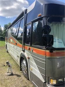 New Owner Wanted - 1968 GMC Motorcoach