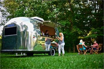 Vintage Base Camp Specializing in 40's-70's Vintage Trailers and Early and Late Model Airstreams