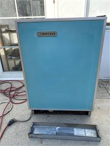 Vintage Norcold propane electric refrigerator