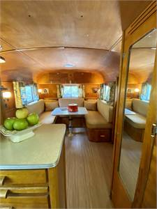 1950 Vagabond 23 Beautifully Restored Featured Collector Trailer