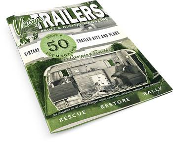 The Vintage Camper Trailers Magazine