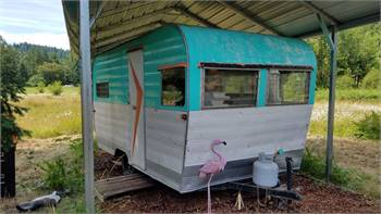 Aristocrat 1960 Camper Trailer