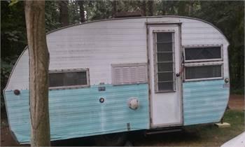 1964 Little Gem travel trailer camper SOLD!