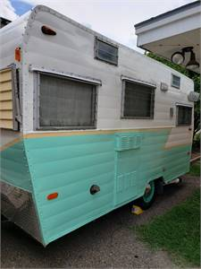 1965 Shasta 1500 - Completely Restored
