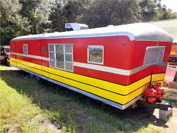 1953 Stewart Coach 37 ft 2 Bedroom 1 Full Size Bathroom