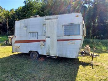1966 Shasta travel trailer