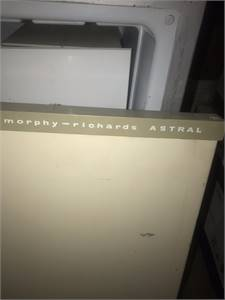 Morphy-Richards Astral propane refrigerator