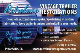 Retroluxe Vintage Trailers