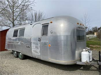 1968 Airstream Overlander-SOLD