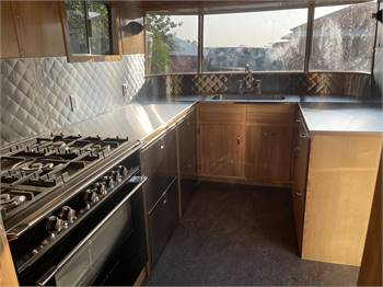 1946 Spartan Manor -Custom Kitchen