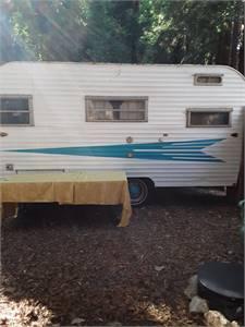 1969 Roadrunner travel trailer PRICE REDUCTION