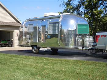 1964 Airstream Safari 22ft