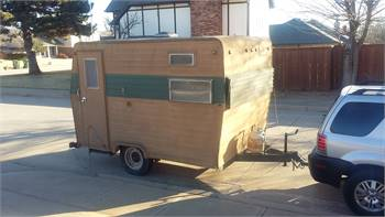 Giles Travel Trailer Project
