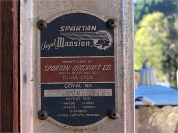 1954 or 1956 ??  Spartan Royal Mansion