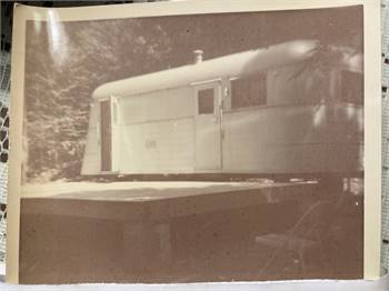 1948 Prairie Schooner Vintage Camper