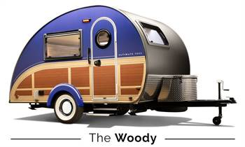 """ULTIMATE TOYS Ultimate Camper-""""The Woody"""""""