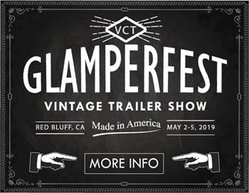 May 2-5. Red Bluff, CA. Glameperfest
