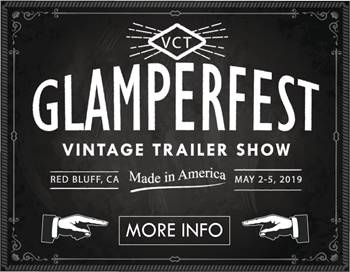 May 2-5. Red Bluff, CA. Glameperfest
