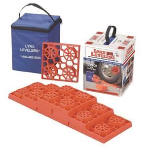 Lynx Levelers - The Original RV Leveling Kit