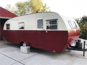 1948 Trailercraft - Time Capsule