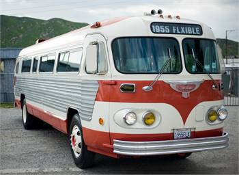 1955 Flxible Clipper Bus (RV)