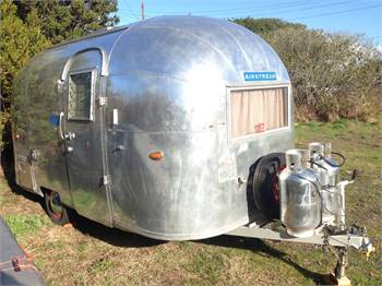 1963  Airstream Bambi-16 Feet