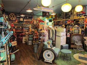 Sal's Collectible Garage