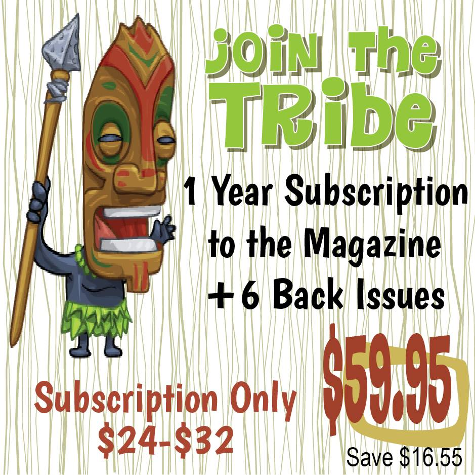 Subscribe to the VCT Magazine